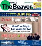 Oakville Beaver, 20 Apr 2017