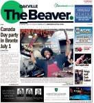 Oakville Beaver, 29 Jun 2017