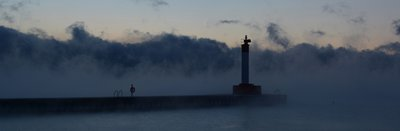 Early Morning Fog