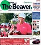 Oakville Beaver, 3 Aug 2017