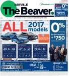 Oakville Beaver, 21 Sep 2017