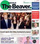Oakville Beaver, 29 Sep 2017