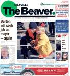 Oakville Beaver, 5 Oct 2017