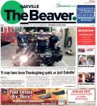 Oakville Beaver, 13 Oct 2017