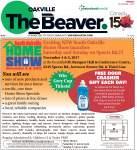 Oakville Beaver, 3 Nov 2017
