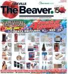 Oakville Beaver, 9 Nov 2017