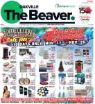 Oakville Beaver, 17 Nov 2017