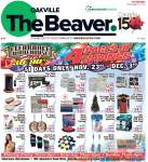 Oakville Beaver, 23 Nov 2017