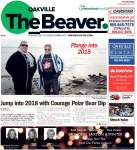 Oakville Beaver, 28 Dec 2017