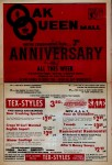 Oak Queen Mall: We're celebrating our 3rd anniversary all this week