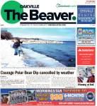 Oakville Beaver, 4 Jan 2018