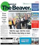 Oakville Beaver, 18 Jan 2018