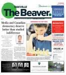 Oakville Beaver, 8 Feb 2018