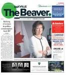 Oakville Beaver, 22 Feb 2018