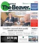 Oakville Beaver, 8 Mar 2018