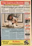 Oakville Beaver25 Feb 1994