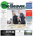Oakville Beaver, 12 Apr 2018