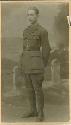Allan Davidson: First British Ambulance Unit in Italy