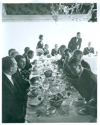 Centennial Luncheon at the Holiday Inn