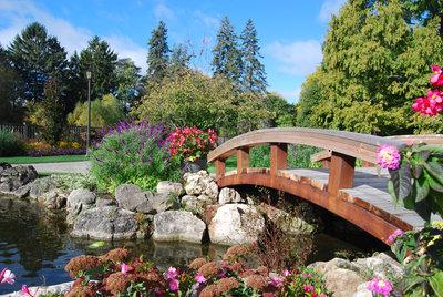 Bridge at Gairloch Gardens