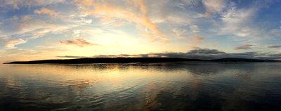 Sunset at Trepassey