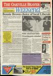 Bonnie Brown choice of local Liberals