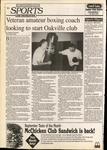 Veteran amateur boxing coach looking to start Oakville club