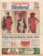 Police eye funding for photo radar