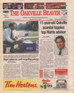 11-year-old Oakville scandal topples top Harris advisor