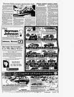 Donovan Bailey escapes spectacular crash