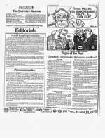Pages of the Past : student suspended for mass walkout