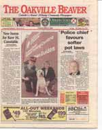 Police chief favours softer pot laws