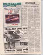 Korean automaker picks Oakville as first Daewoo dealership site