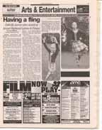 Having a fling : Oakville dancer wins award at recent Highland Games in Fergus