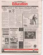 Kelly Cottick is Miss Queen Elizabeth Park