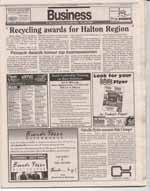 Recycling awards for Halton Region