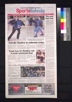 Tough loss for Reddick rink in junior provincial final