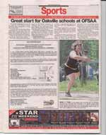 Great start for Oakville schools at OFSAA