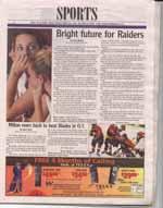 Bright future for Raiders