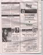Sears furniture & appiances store