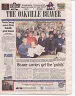 Beaver carriers get the 'points'