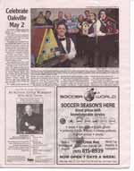 Celebrate Oakville May 2