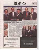 Oakville awards for business excellence gala