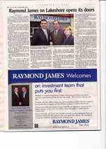 Raymond James on Lakeshore opens its doors