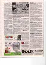 Bantams earn provincial silver