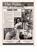Pulse of the community: news and information from Oakville Trafalgar Memorial Hospital: thank you!