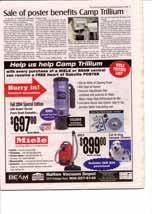 Sale of poster benefits Camp Trillium