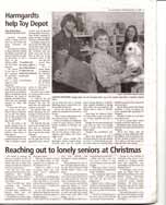 Harmgardts help Toy Depot