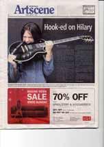 Hook-ed on Hilary