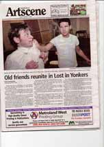 Old friends reunite in Lost in Yonkers